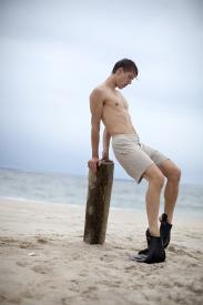 Thom Niemann Mark Jacobson Photo sexy male model