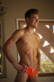 Conor Fay Mark Jacobson Photo speedo sexy male model